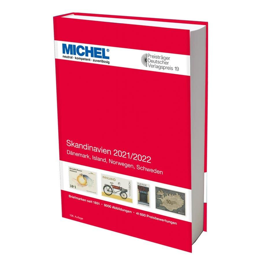 Michel Catalog Skandinavien 2021/2022 (E10)