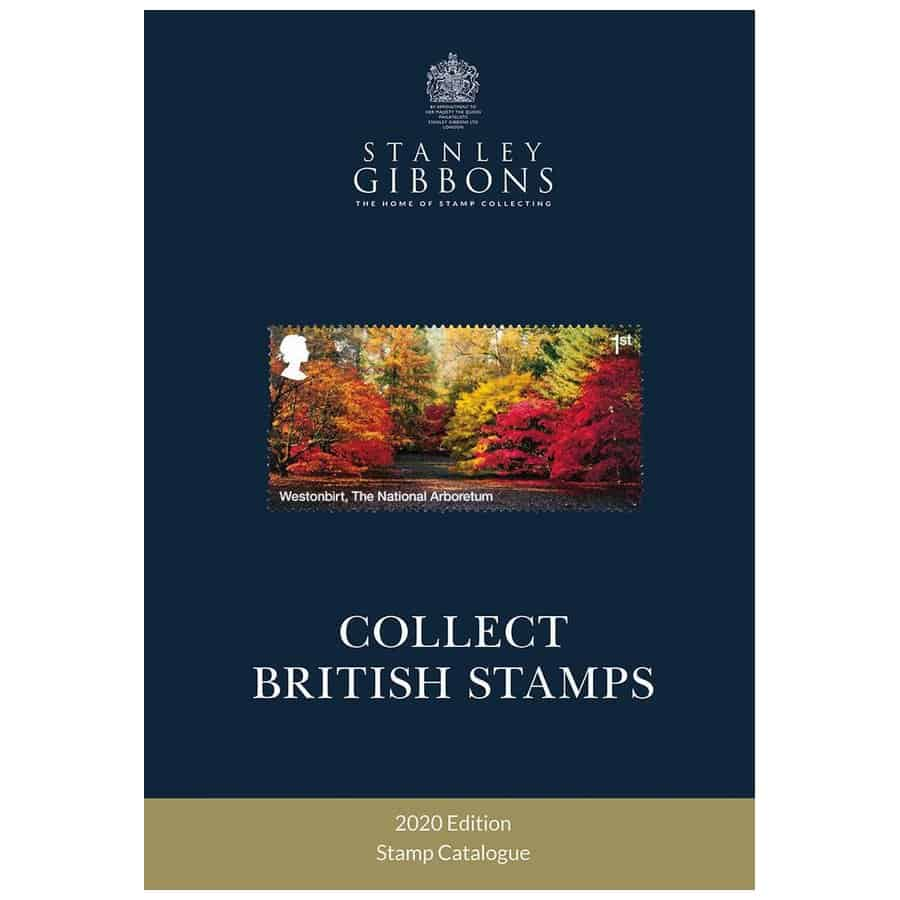 Stanley Gibbons Collect British Stamps 2020