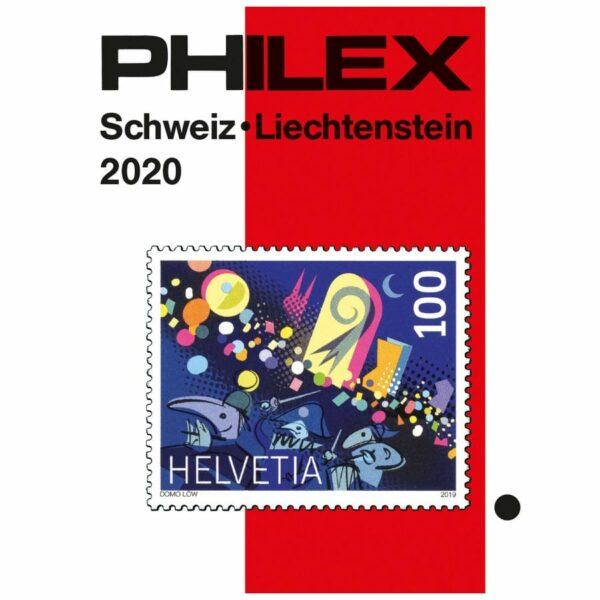 PHILEX Schweiz-Liechtenstein 2020
