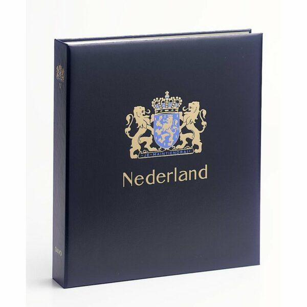 DAVO Printed Albums Netherlands Sheetlets
