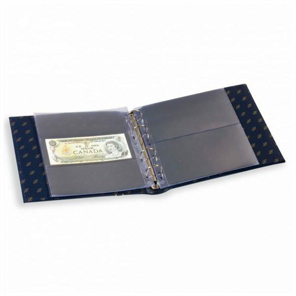 Leuchtturm NUMIS banknote album