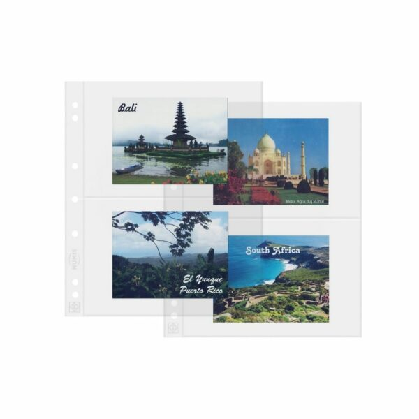 Leuchtturm NUMIS banknote sheets