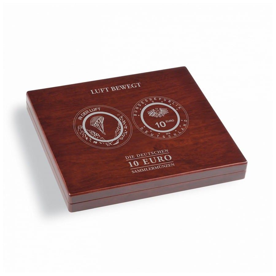 Leuchtturm VOLTERRA UNO - Luft Bewegt German 10-euro coins