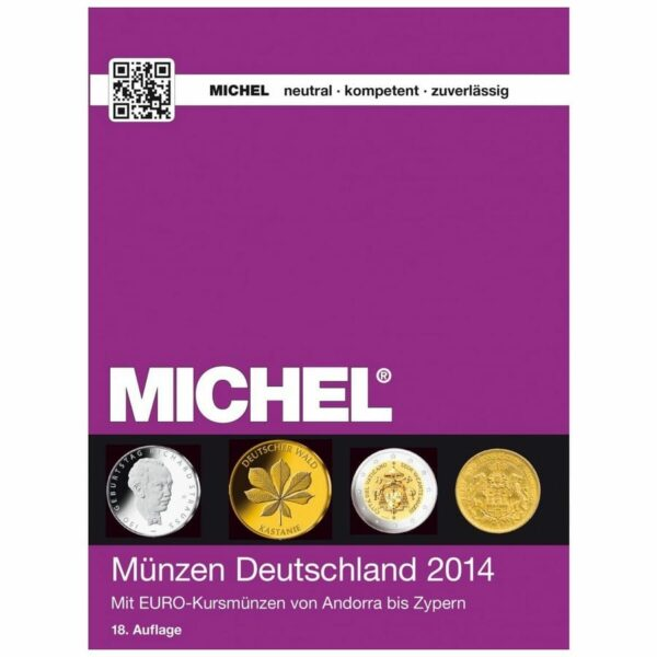 Michel Katalog Münzen Deutschland 2014