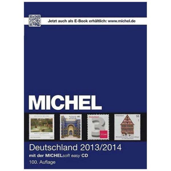Michel catalog Briefmarken Deutschland 2013-2014