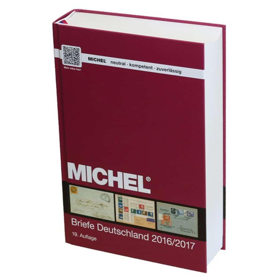 Michel Catalog Briefe Deutschland 2016/2017