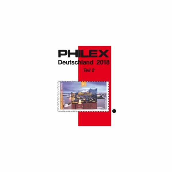 PHILEX Deutschland 2018 Catalog Volume II