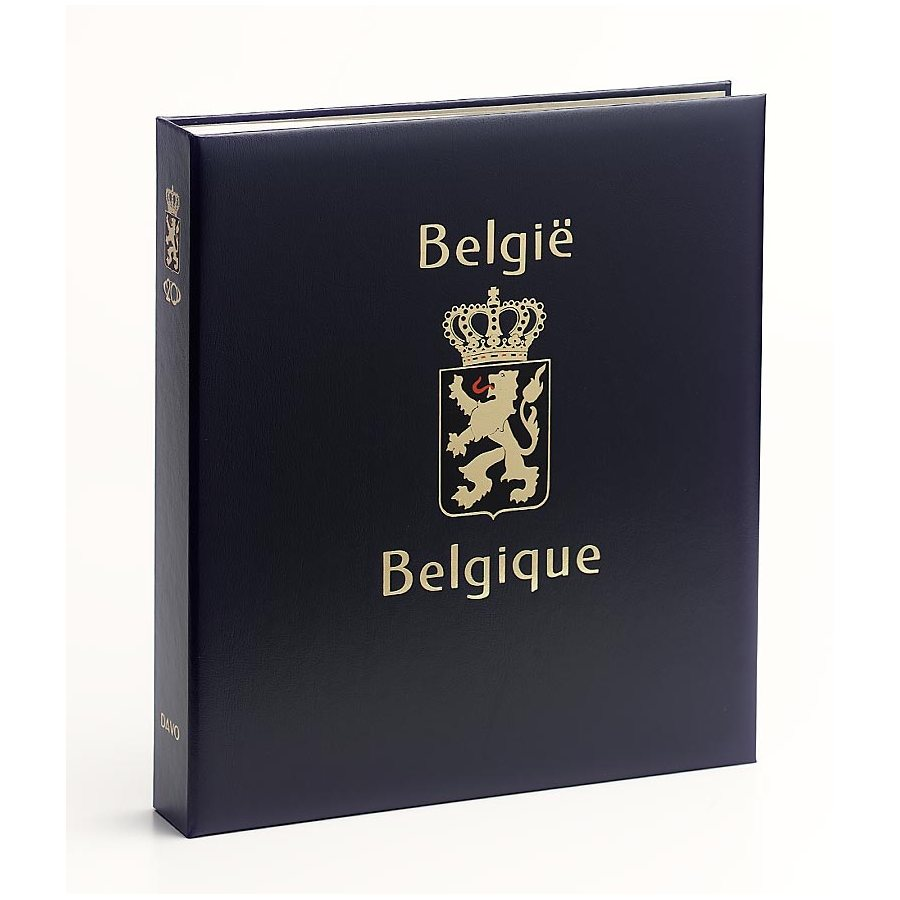 DAVO Printed Albums Belgium S / DAVO Stamp Album Binders Belgium