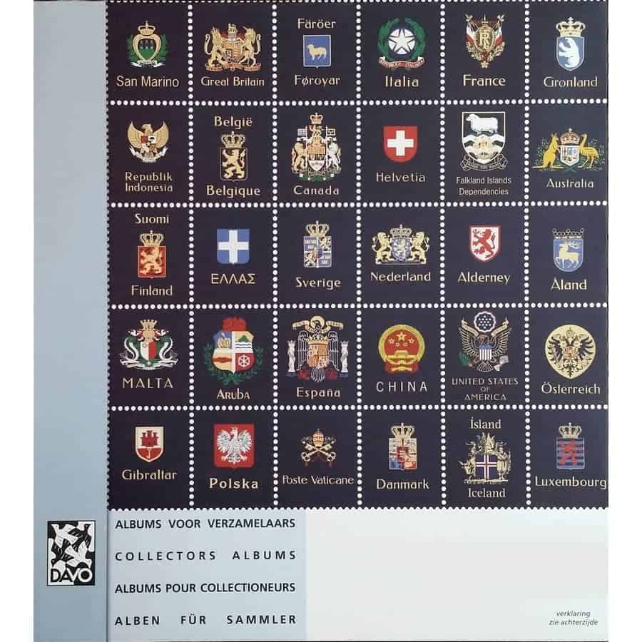 DAVO Year Supplement Pages Falkland Islands BAT (2007-2017)