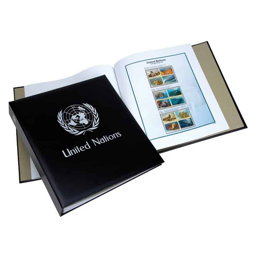 DAVO Printed Albums UN Endangered Species
