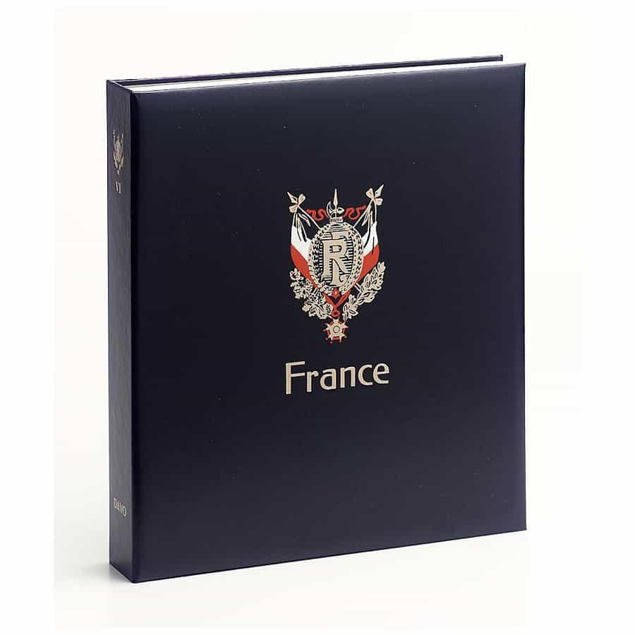 DAVO Stamp Album Binders Oceania