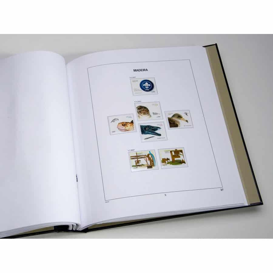 DAVO Year Supplement Pages Azores Madeira