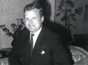 1962 Kurt Stürken builds up the export business.