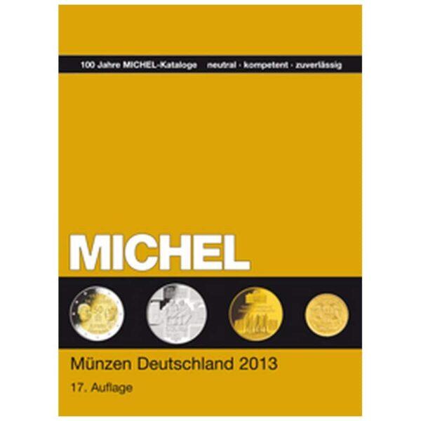 Michel catalog Münzen Deutschland 2013